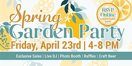 2021 Garden Party Sale Event - St. John tickets