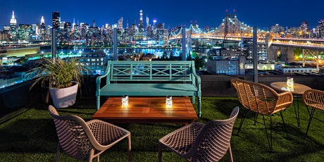 "ALL TUESDAYS: VIP ""SKY SUITES""  @ SAVANNA ROOFTOP w/NYC SKYLINE VIEWS tickets"