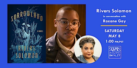 Rivers Solomon in conversation with Roxane Gay tickets
