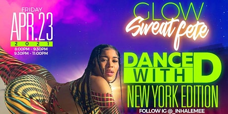 Sweat Fete Glow Edition tickets