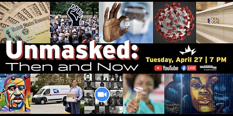 Unmasked: Then and Now tickets