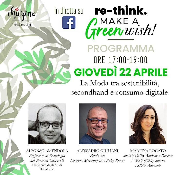 La Moda tra sostenibilità, secondhand e consumo. image