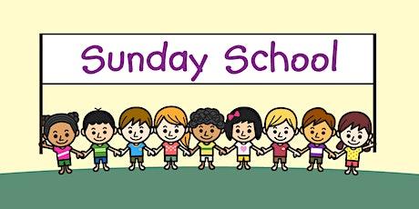 OUTDOOR Spring Church School! tickets