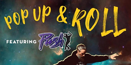 Pop Up And Roll - Featuring PUSH 1515 - Adult Skate tickets