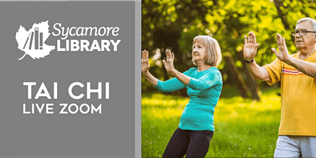 Tai Chi Monthly Live Zoom with Breathe Life Tai Chi tickets