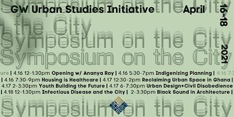 GWUSI Presents: Symposium on the City tickets