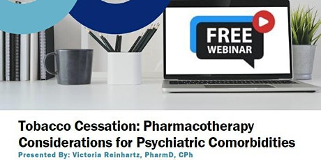 Pharmacotherapy Considerations for Psychiatric Comorbidities tickets