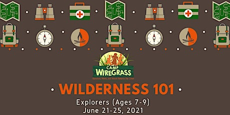 Camp Wiregrass: Wilderness 101 (Ages 7-9) tickets