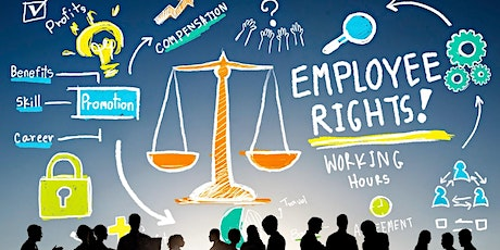 Employment Law Impact Under the Biden Administration -  How It Affects You! tickets