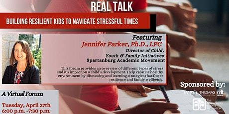 Building Resilient Kids to Navigate Stressful Times tickets