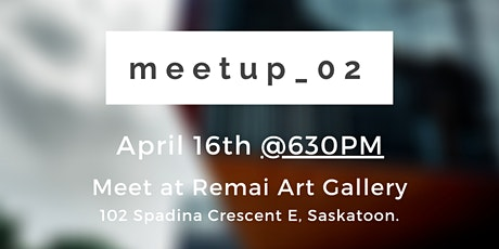 Meetup_02 tickets