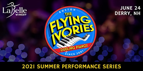 Dueling Pianos with The Flying Ivories tickets