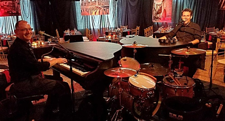 Dueling Pianos with The Flying Ivories image