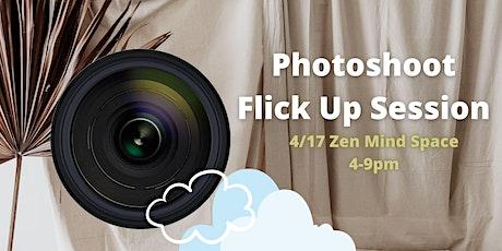 Aura Photoshoot Pop Up tickets