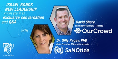 Exclusive Conversation and Q&A with David Shore and Dr. Gilly Regev, PhD tickets