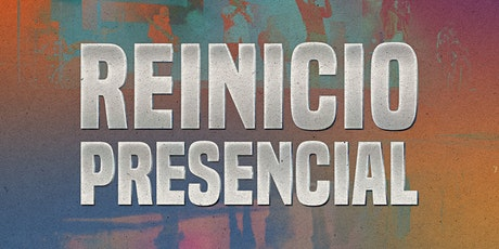 Reunión Presencial - VIDAIN CDMX entradas