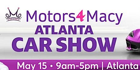 Motors 4 Macy  Atlanta Car Show tickets