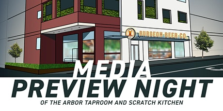 Media Preview Night at The Arbor tickets