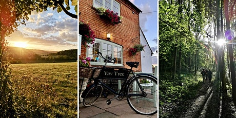Escape the City to the Chiltern Hills - weekend cycling adventure tickets