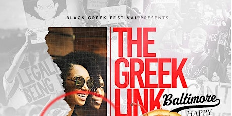 The Greek Link: Baltimore Happy Hour tickets