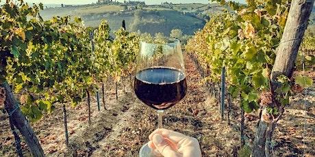 Winetraveler & Bee Hunter Virtual Wine Tasting Experience tickets