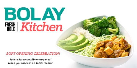 Bolay West Boca (Uptown Plaza) Soft Opening! tickets