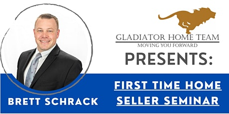 First Time Home Seller Seminar tickets