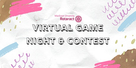 Virtual Game Night & Contest tickets