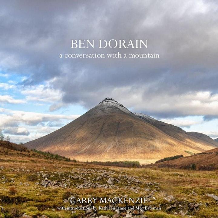 "Book Launch: Garry MacKenzie's ""Ben Dorain: a conversation with a mountain"" image"