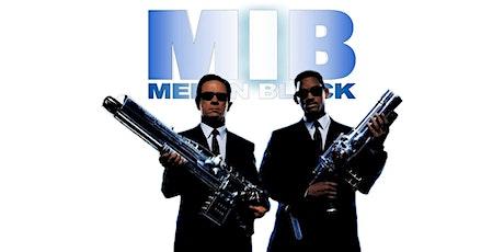 Popcorn Flicks- Men in Black (1997) tickets