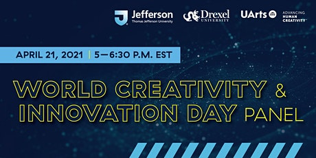 World Creativity and Innovation Day Panel Event tickets