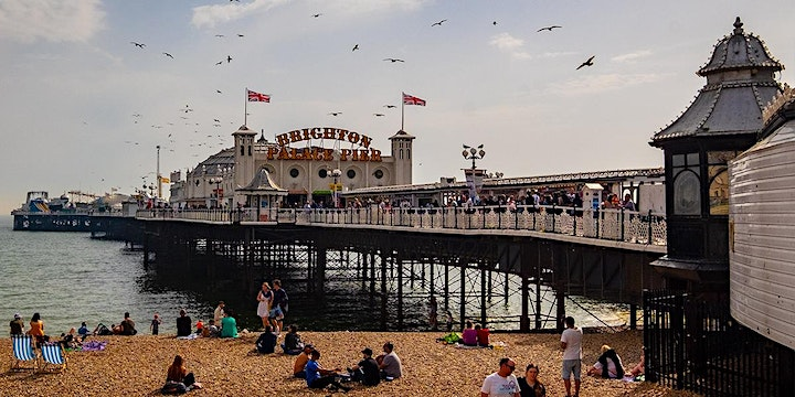 Escape the City - London to Brighton - 1 day cycling adventure image