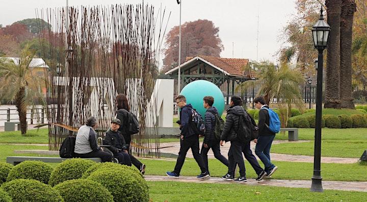 Imagen de Tigre Free Walking Tours. Caminata por Paseo Victorica hasta el MAT
