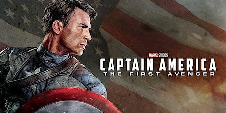 Popcorn Flicks- Captain America: The First Avenger tickets