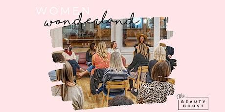 Women Wonderland tickets