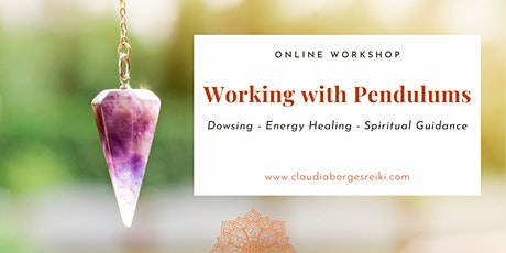 Working with Pendulums Workshop tickets