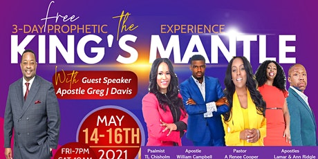 Free Apostolic & Prophetic Kings Conference tickets