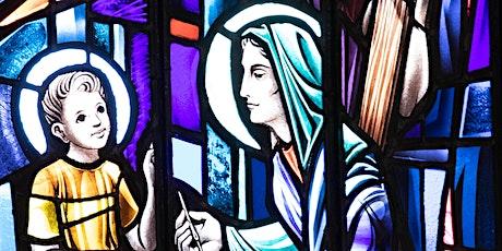 St. Teresa Parish Mass - Saturday, Apr. 10, 5:00 PM English Mass tickets