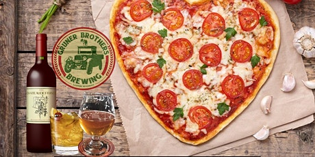 Pizza Making Date Night @ Gruner Brothers Brewery tickets