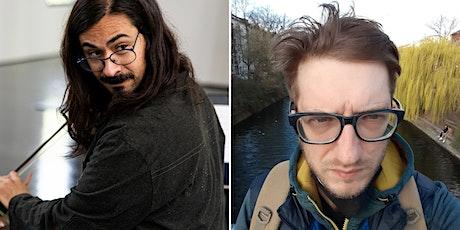 Daniel Fishkin & Peter Blasser: Artist to Artist Talk tickets