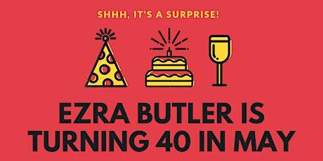 Ezra's 40th Zoom Open House tickets