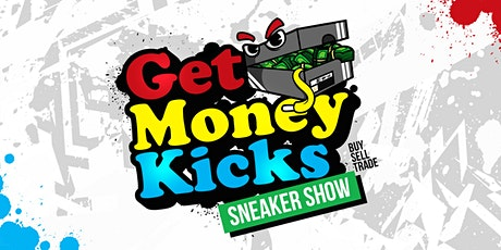 The Get Money Kicks Sneaker Show (Jersey) Meadowlasnds Racetrack Outdoors tickets
