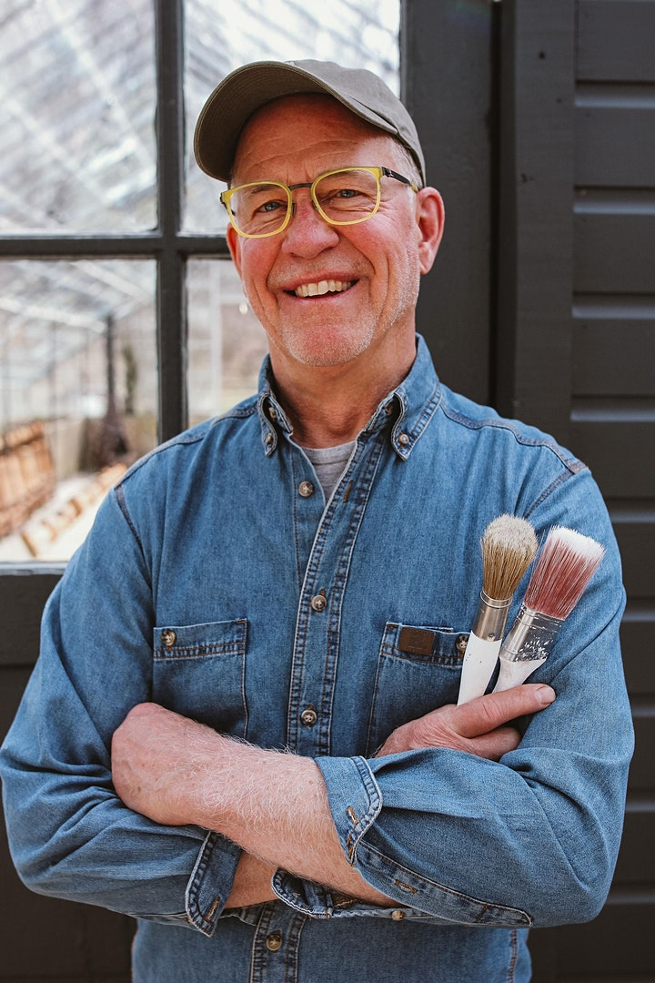 Paint What you See - a workshop with artist David Newhof image