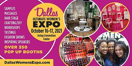 Dallas Women's Expo Beauty + Fashion + Pop Up Shops + DIY + More tickets