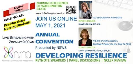 NSWS Annual Convention tickets