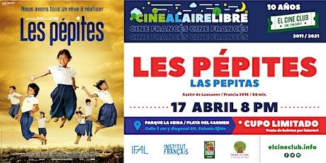 Les Pépites / Cine Francés  al Aire Libre boletos