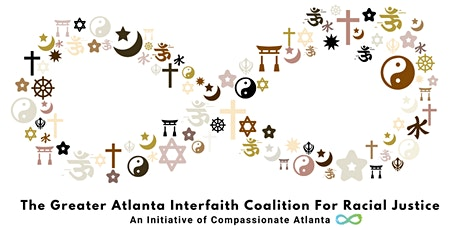 Greater Atlanta Interfaith Coalition for Racial Justice Quarterly Meeting tickets