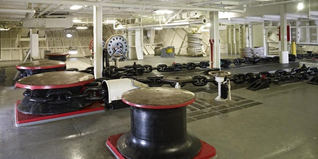 Anchoring the Intrepid: Inside an Aircraft Carrier's Chain Room tickets