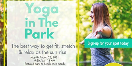 Beginner Yoga in the Park: Stretching under the Morning Sun tickets