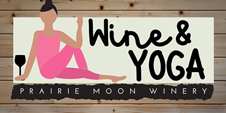 Wine & Yoga tickets